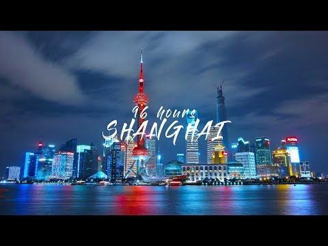 96 hours Shanghai VLOG ft. Thomas Prescher