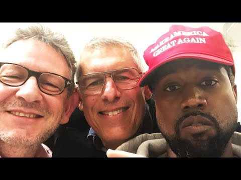 Kanye Rivals Trump In Stupidity