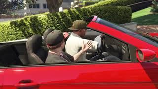 Grand Theft Auto V # 3 et comment avoir la ader histoire
