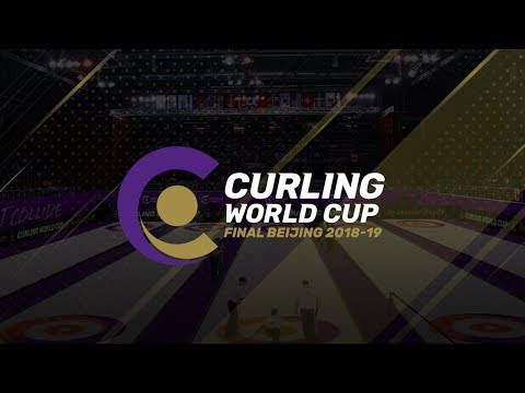 Women's Final - Curling World Cup Grand Final - Beijing, China