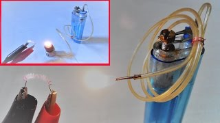 Hacks: Handsfree fire torch and Burner from lighter