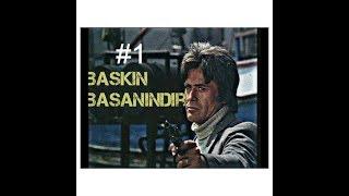 Baskın  Cüneyt Arkın,Necla Nazır  Türk Filmi   Part 1  1978