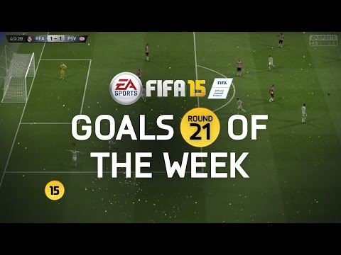 FIFA 15 Goals of the Week 21