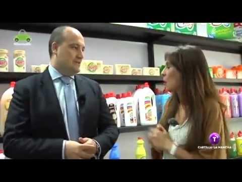 """Las chicas del Mercadillo. """"Mi detergente lava más blanco"""". Illescas. 25.05.15"""