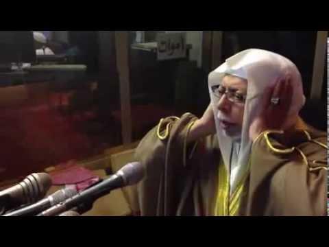 The Famus Muazzin Shaikh Ali Mulla Adhan In Makkah 2013