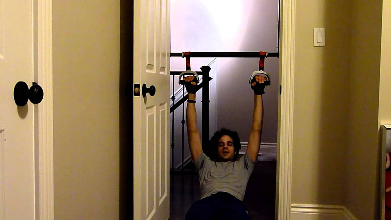 Pull Ups Using Perfect Pullup Youtube