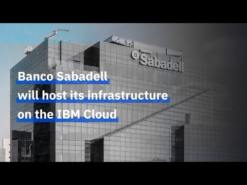IBM Services helps Banco Sabadell reimagine service excellence