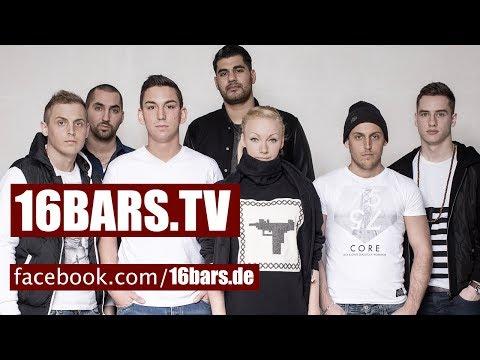 "Interview: Abaz, Cubeatz, Joshimixu, Jumpa & KD-Beatz zu ""Beats 4 Aid"" (16BARS.TV)"