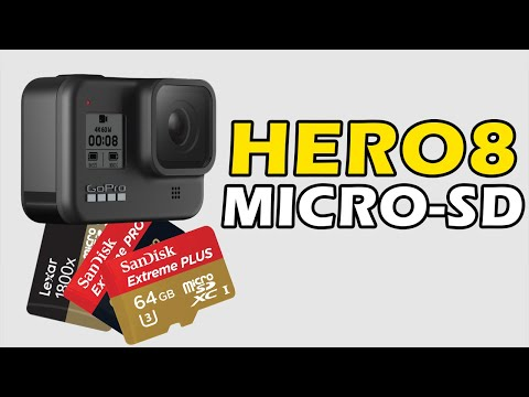 How To Choose Micro-SD Card For Hero 8