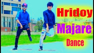 Hridoy Majare  | হৃদয় মাজারে | Bangla Dance | Ovi Shakil, Max Ovi Riaz | New Dance