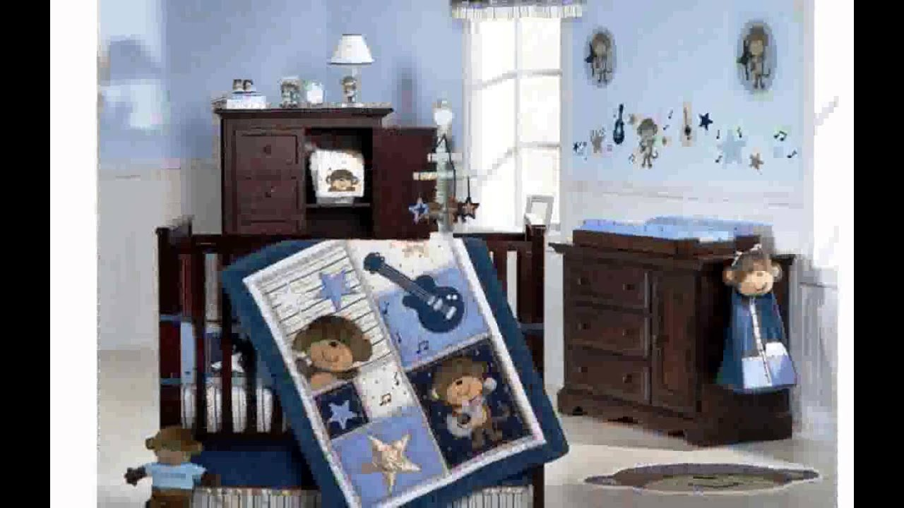Baby Boy Nursery Decorations   YouTube