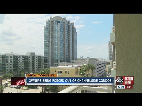 Channelside Condo Owners Say Investors Are Bullying Them Into Selling May Be Forced To A