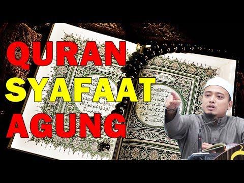 ~Pecutan Akhir Ramadhan~ Ustaz Wadi Anuar 2017 - Al Quran Syafaat Agung Buat Mu