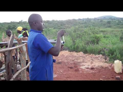 Clean Water in Katamarwa - Kampala