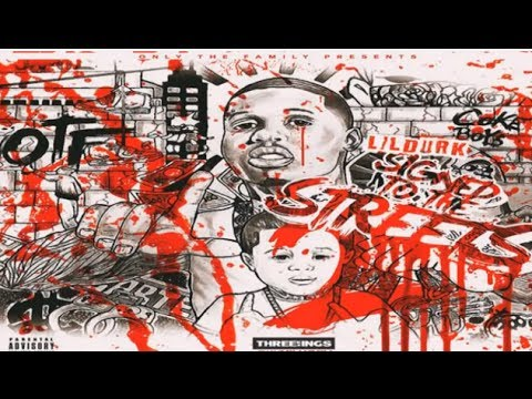 Lil Durk - The Real ChiRaq Feat. Lil Herb, Edai & OTF NuNu *NEW*♫