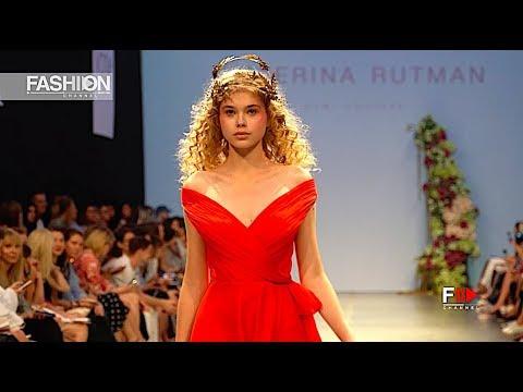 KATERINA RUTMAN Spring Summer 2019 Ukrainian FW - Fashion Channel