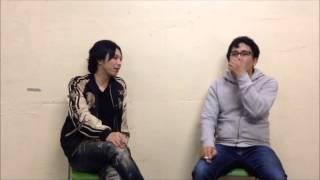 dEBoo#1 『12人の怒れる男』 キャストインタビュー⑨ 山田マサル(パインソー)