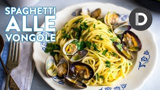 How to make... Spaghetti Alle Vongole!
