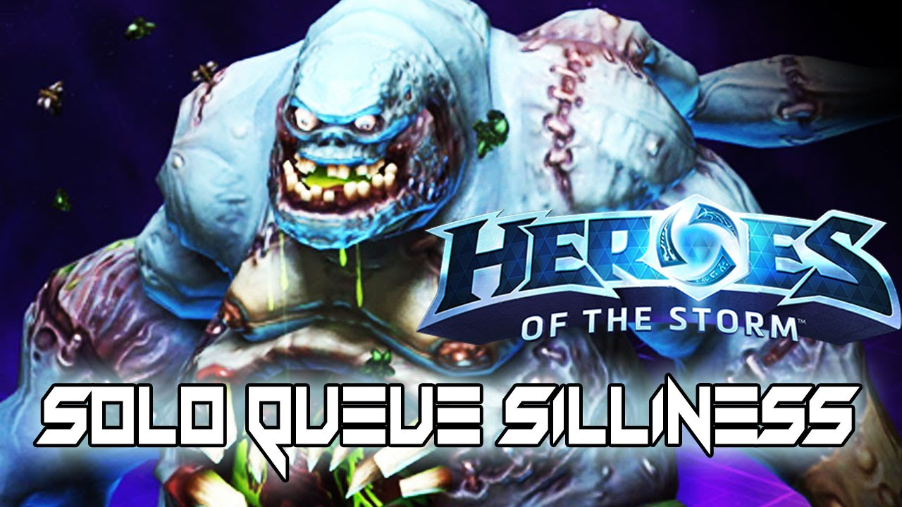 Stitches Build Heroes Of The Storm