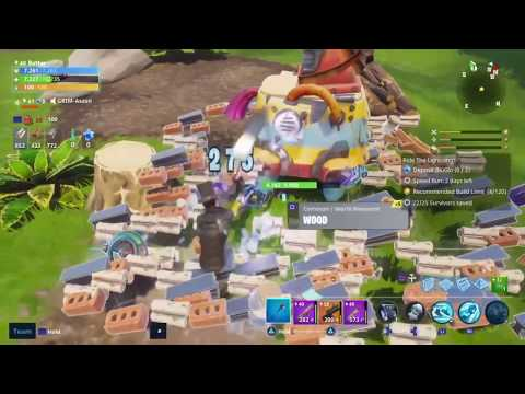 Fortnite : (Storm Chests) Where & how to get temporary Legendary/Epic weapons easily.