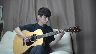 "Sungha http://www.sunghajung.com arranged and played ""Wake Me Up"" b..."