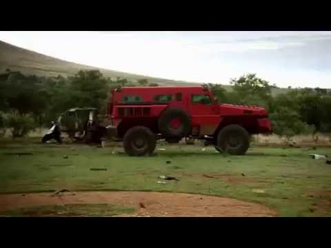 Marauder Military Vehicle Vs Hummer Explosion