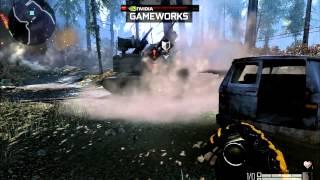 Warface с эффектами NVIDIA GameWorks