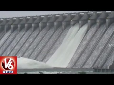 Special Story On Krishna River Water Usage || Project Report || V6 News