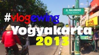 Yogyakarta, Lebaran 2013 #vlogewing