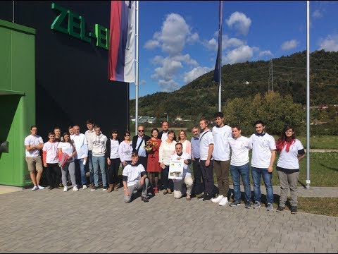 6th Transnational Meeting of DroneTeam Project