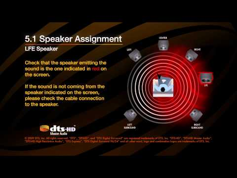 Dts 51 Surround Sound Test HDReference in the description below