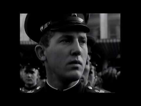 Кремлёвский полк СССР. Воины - Кремлёвцы.