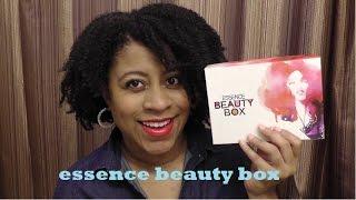 Unboxing: Essence Magazine Beauty Box October 2015