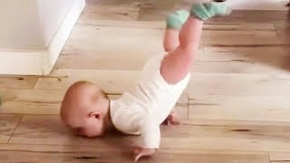 Kids And Babies Best Funny Moments   Kids Falling Down Fails