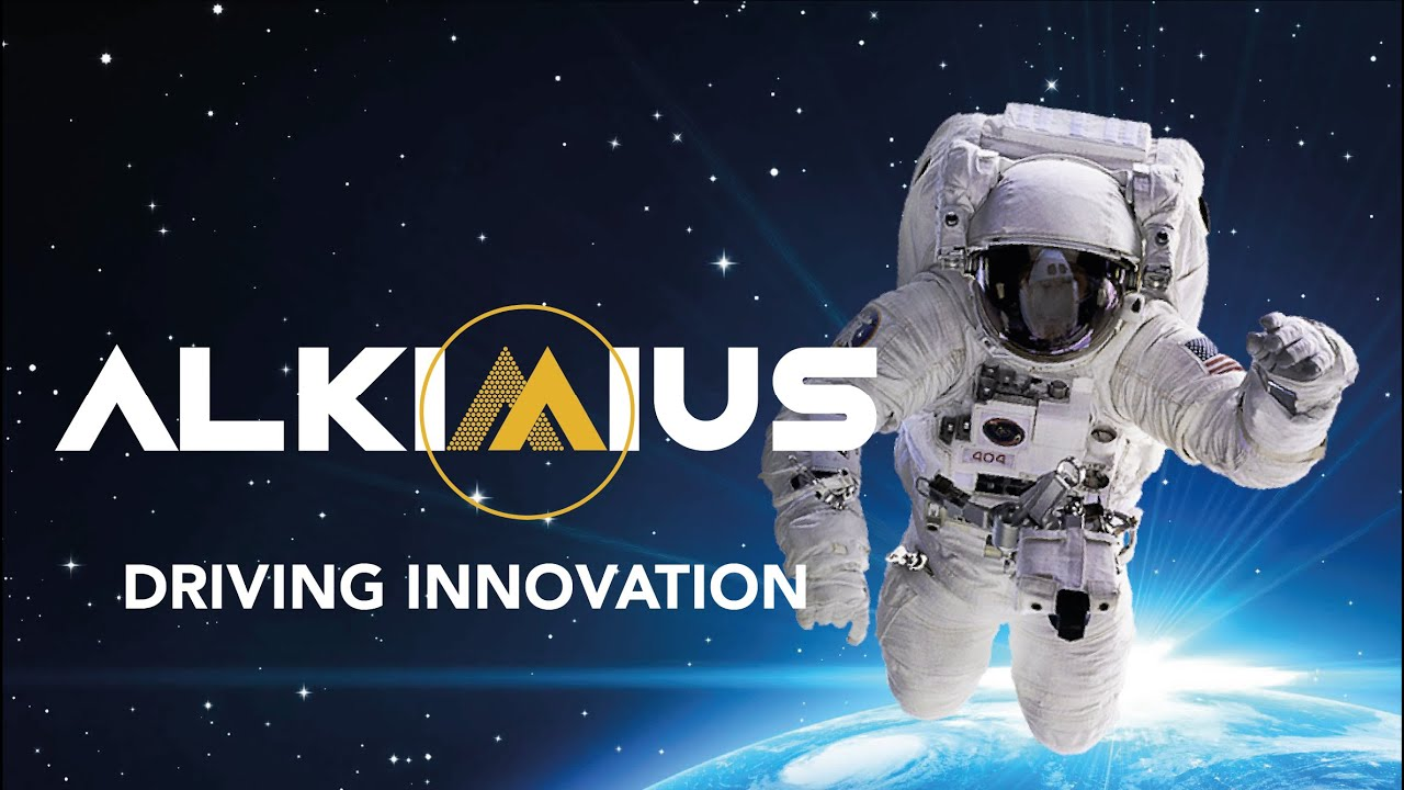 We are ALKIMIUS GROUP,  We are Driving Innovation