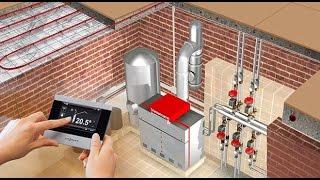 Комнатный термостат для газового котла(, 2016-02-15T06:28:33.000Z)