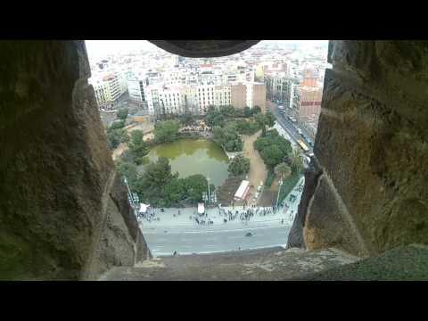 Sagrada Familia Top View Towers Tour and Tip