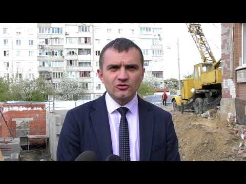 gazeta ye.ua: Хмельницький. Будівництво нового корпусу НВК №10
