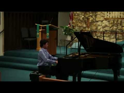 2015 Bellingham Music Club Piano Auditions William Zhang, 1st Place
