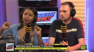 WWE's Main Event After Show for November 13th, 2013 | AfterBuzz TV