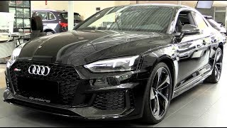 INSIDE the New AUDI RS5 In Depth Review Interior Exterior