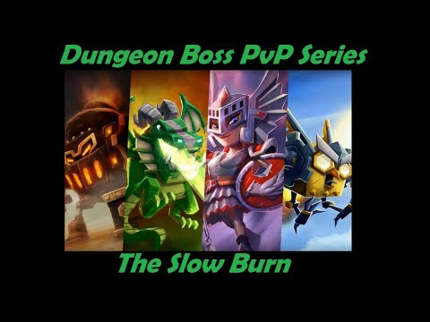 Dungeon Boss PvP Series - The Slow Burn