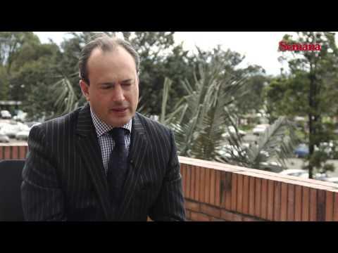 Luis Guillermo Vélez, Superintendente De Sociedades, Habla Del Caso InterBolsa