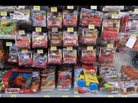 In Store Hunting Walmart Target Mater The Greater 3