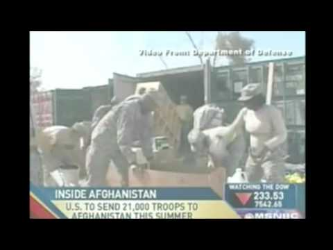Robert Greenwald is interviewed on MSNBC about Afghanistan