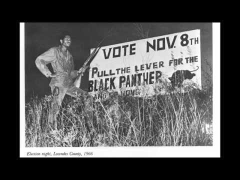 The Origins of the Black Panther Party in Alabama