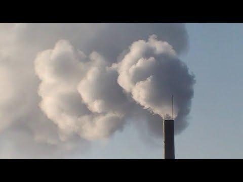 Очередной выброс с предприятия!
