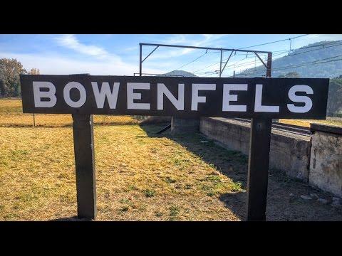 Abandoned Bowenfels Station - bowenfels