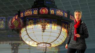 Rijkdom en weelde: Goudriaan Lamp (Jan Eisenloeffel)