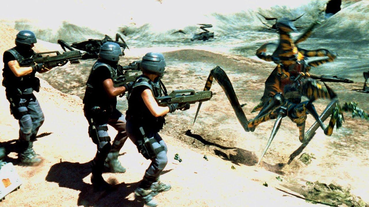 蟲族侵略人類?其實觀眾被騙了20年,立刻看懂《星河戰隊》背後的陰謀